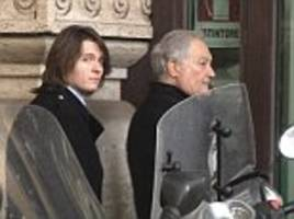 Amanda Knox's ex launches last-ditch attempt to save himself as Italy's top court finally prepares to deliver verdict over whether pair killed British student Meredith Kercher