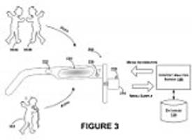 Google Glass could teach you to DANCE: Patent shows the headset identifying songs and suggesting moves in real time
