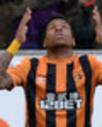 West Ham and Newcastle chase Hull forward Abel Hernandez
