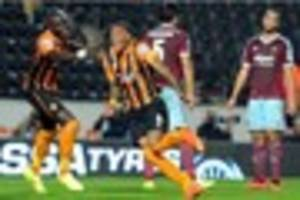 Hull City paper talk: West Ham join Newcastle in race for Abel...