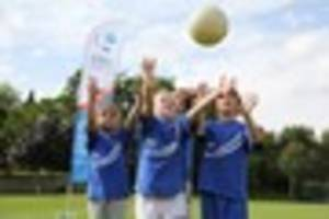 Try Kings Camps' Easter sports experience for free at Prior Park...