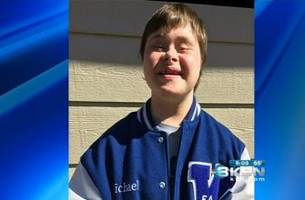 special needs student forced to remove letterman jacket after parents' complaints